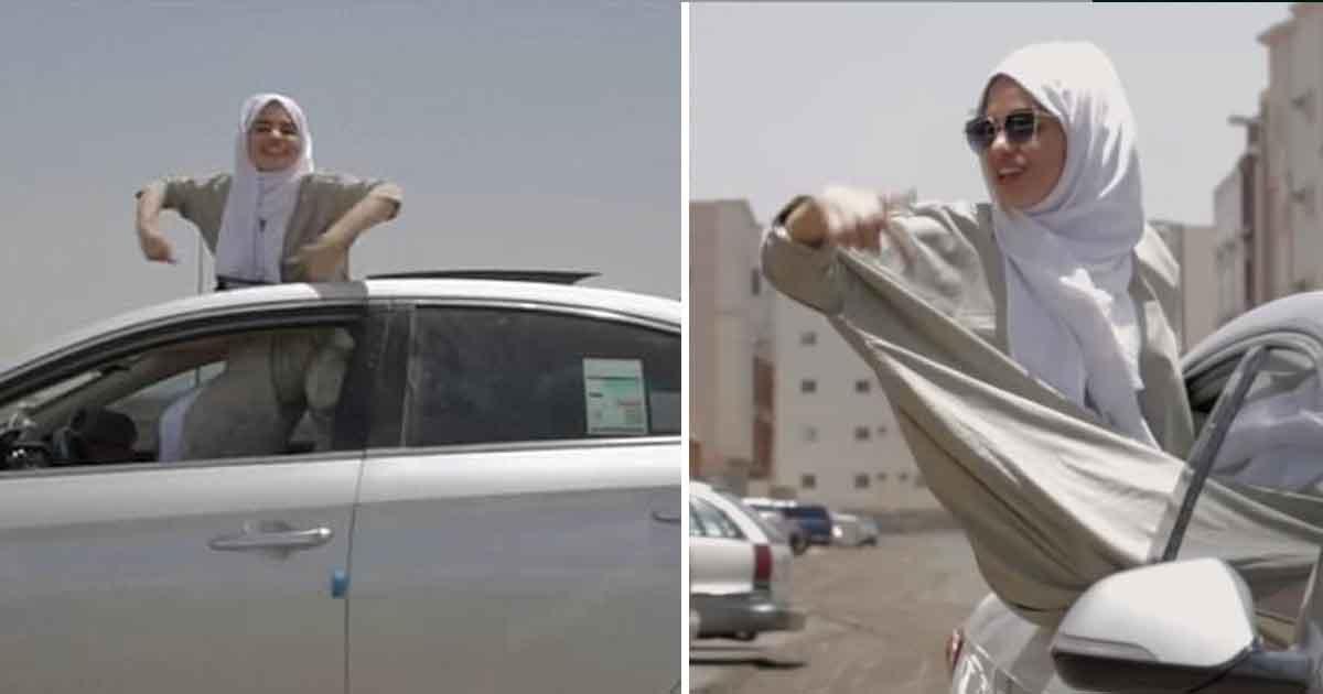 saw.jpg?resize=1200,630 - Cantora saudita expressa suas emoções em canção de rap após o reino muçulmano suspender a proibição para mulheres dirigirem