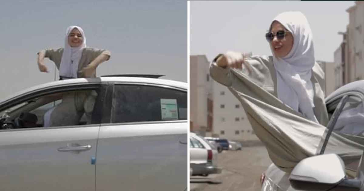 saw.jpg?resize=636,358 - Female Saudi Singer Expressed Her Emotions Via A Rap Song After The Conservative Muslim Kingdom Lifts Ban On Women Driving