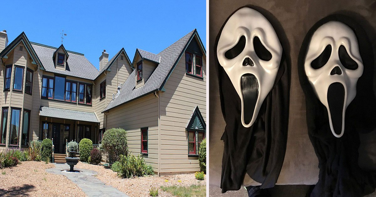 scream movie house open fant rent ticket 7.jpg?resize=636,358 - The House Used In The Horror Movie 'Scream' Opens For Fans This Halloween