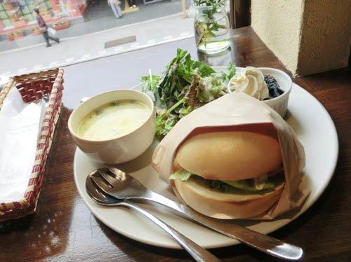 バニトイ ベーグル 川越  ベーグル&スープ에 대한 이미지 검색결과