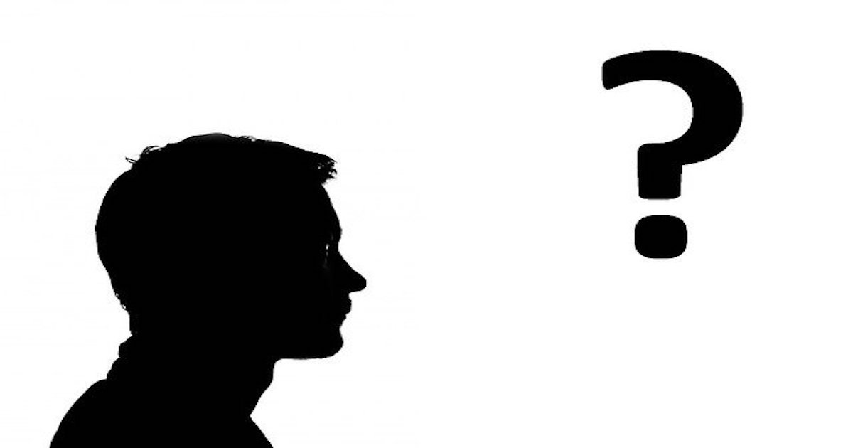 silhouette question mark 27.jpg?resize=1200,630 - 12 Incredibly Difficult Riddles That Will Drive You Crazy