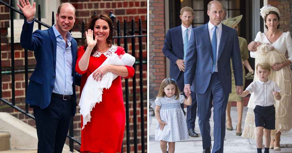 taad.jpg?resize=412,232 - Duke And The Duchess Of Cambridge Host The Christening Of Their 11-week Old Son Prince Louis