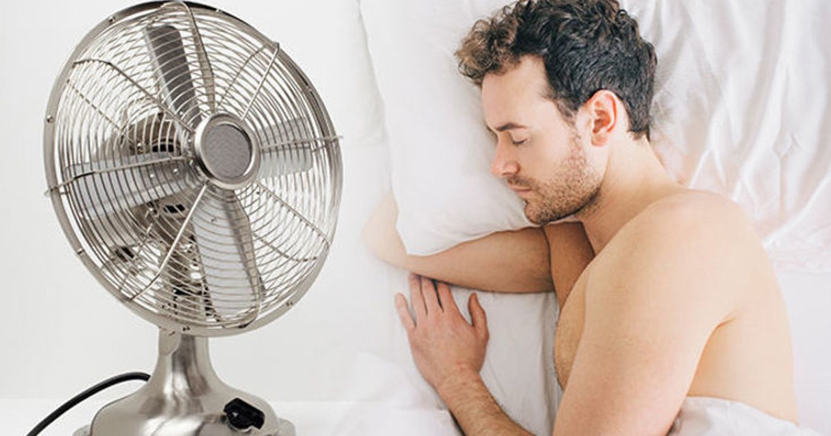 tata 4.jpg?resize=636,358 - The Worrying Reason Why You Shouldn't Leave A Fan On In Your Bedroom As You Sleep