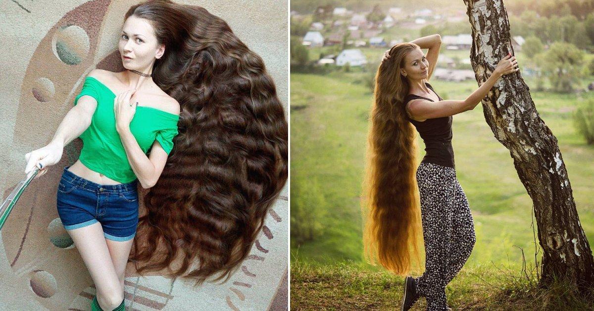 tatataaaaaa.jpg?resize=412,232 - Rencontrez la vraie Raiponce russe qui vit son rêve d'avoir de longs cheveux magiques comme une princesse