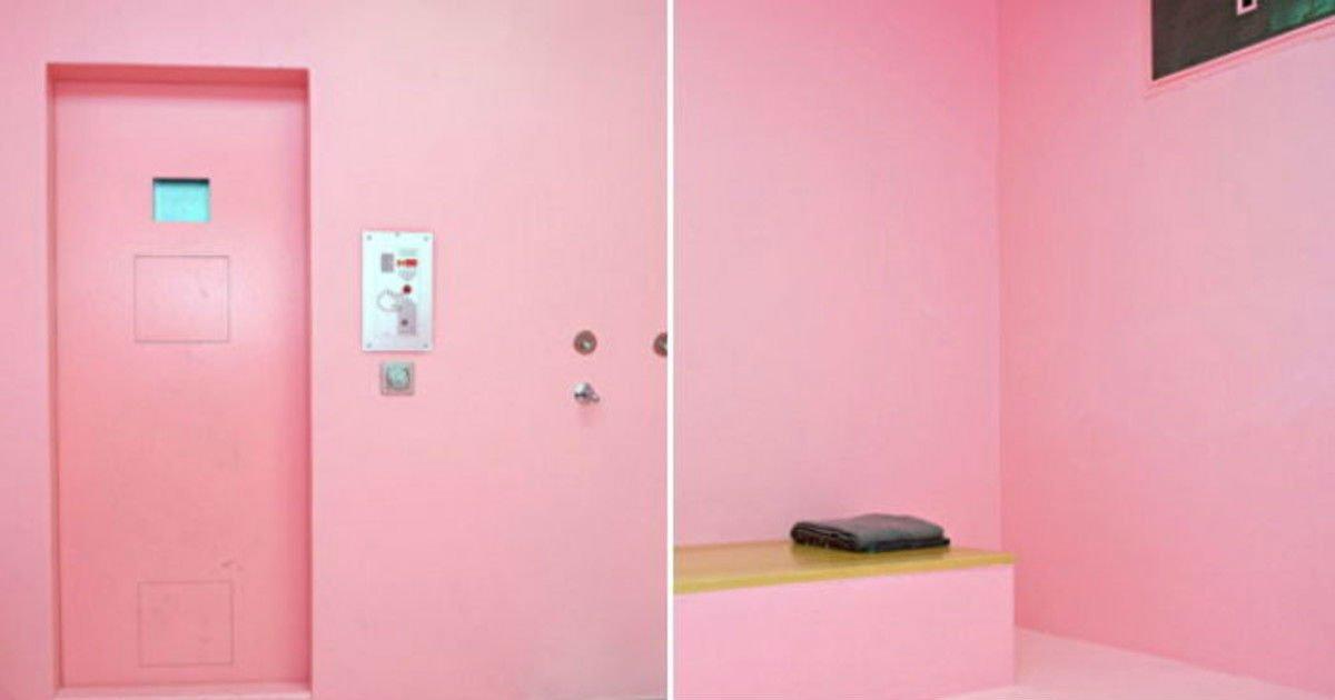 thumb 78.jpg?resize=1200,630 - 스위스에 만들어진 '핑크 교도소'의 놀라운 효과