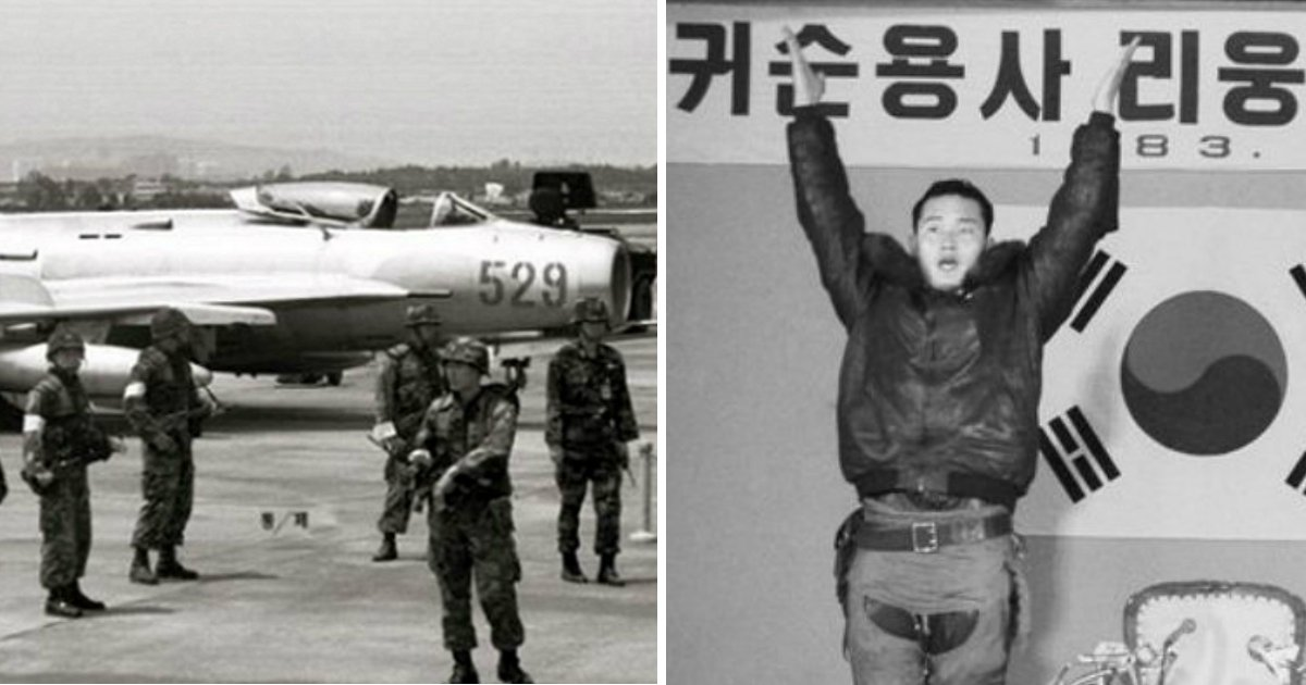 thumbnail 13.jpg?resize=1200,630 - 삼양라면 봉지에 적혀있던 '문구' 하나 때문에 '전투기' 몰고 탈북한 북한 장교