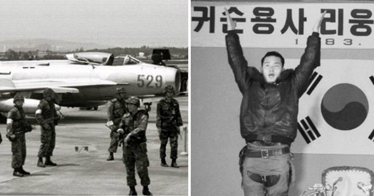 thumbnail 13.jpg?resize=648,365 - 삼양라면 봉지에 적혀있던 문구 하나 때문에 '전투기' 몰고 탈북한 북한 장교