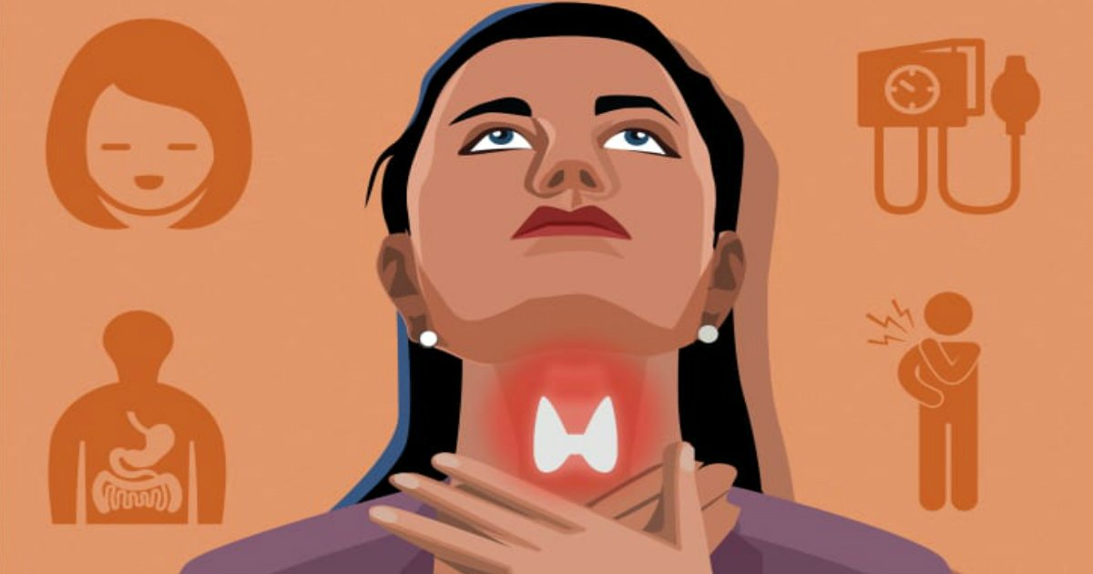 thyroid.jpg?resize=412,232 - 11 Signs That Your Thyroid Doesn't Work Properly, and It Can Be Dangerous to Ignore Them