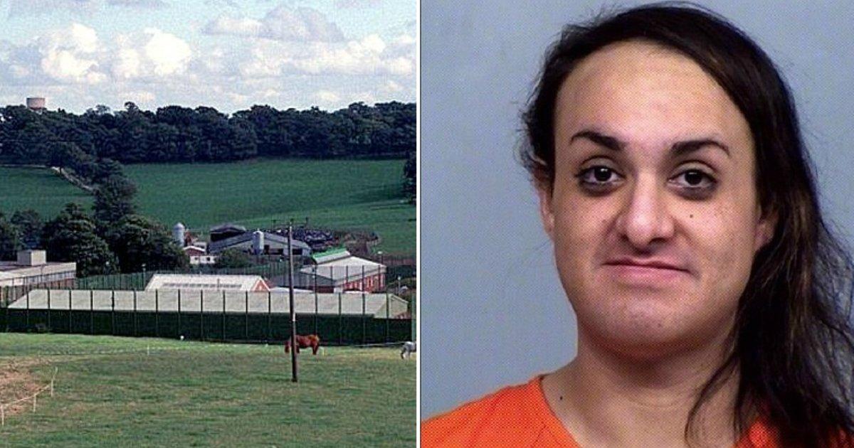transgender prisoner.jpg?resize=648,365 - Un prisonnier transsexuel transféré dans une prison pour hommes après avoir agressé quatre détenues