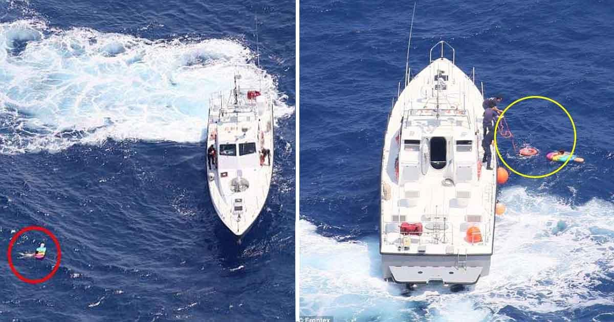 ttt.jpg?resize=1200,630 - 55-year-old Tourist Spent 21-Hours Roaming The Sea On An Air Mattress Until Found 'Sun-fried'