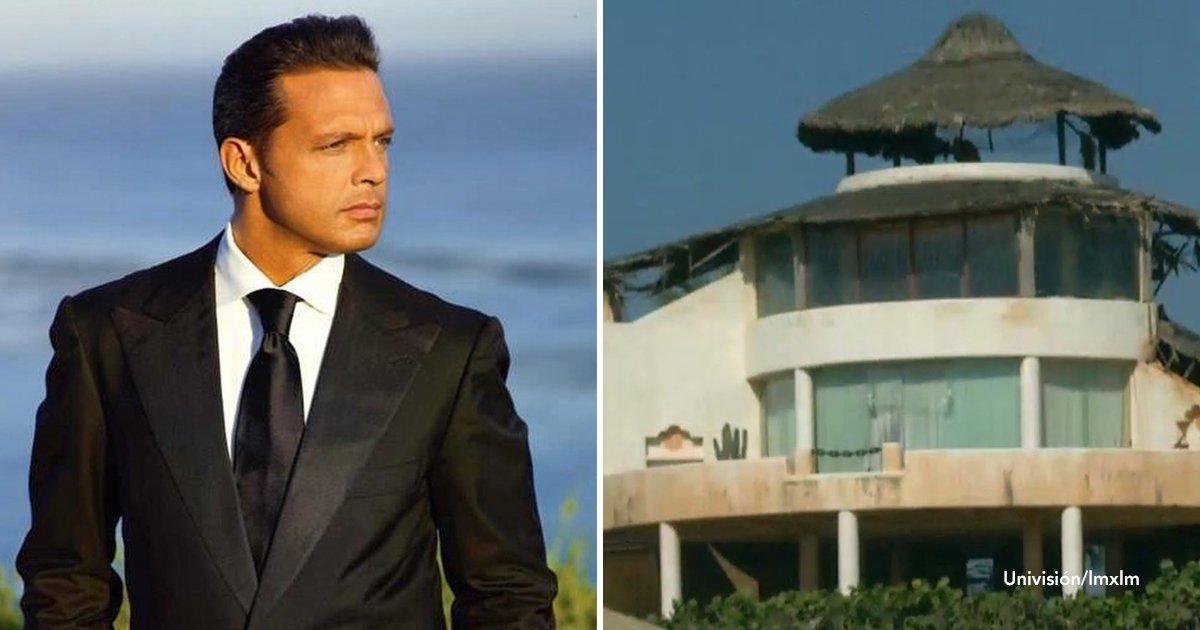 un ivdiso.jpg?resize=412,232 - Los seguidores de Luis Miguel han quedado impactados al descubrir las condiciones de su antigua mansión en Acapulco