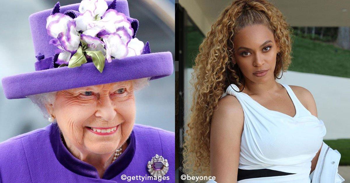 untitled 1 1.jpg?resize=300,169 - Estos famosos de Hollywood tienen lazos sanguíneos con la realeza británica, ¡Beyoncé es prima de Isabel II!