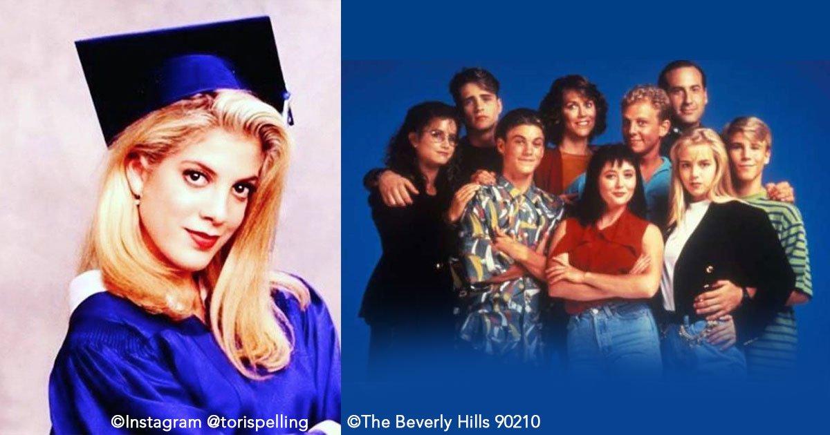 """untitled 1 52.jpg?resize=1200,630 - La chica de """"Beverly Hills 90210"""" que se volvió adicta a las cirugías, ahora luce como otra persona"""