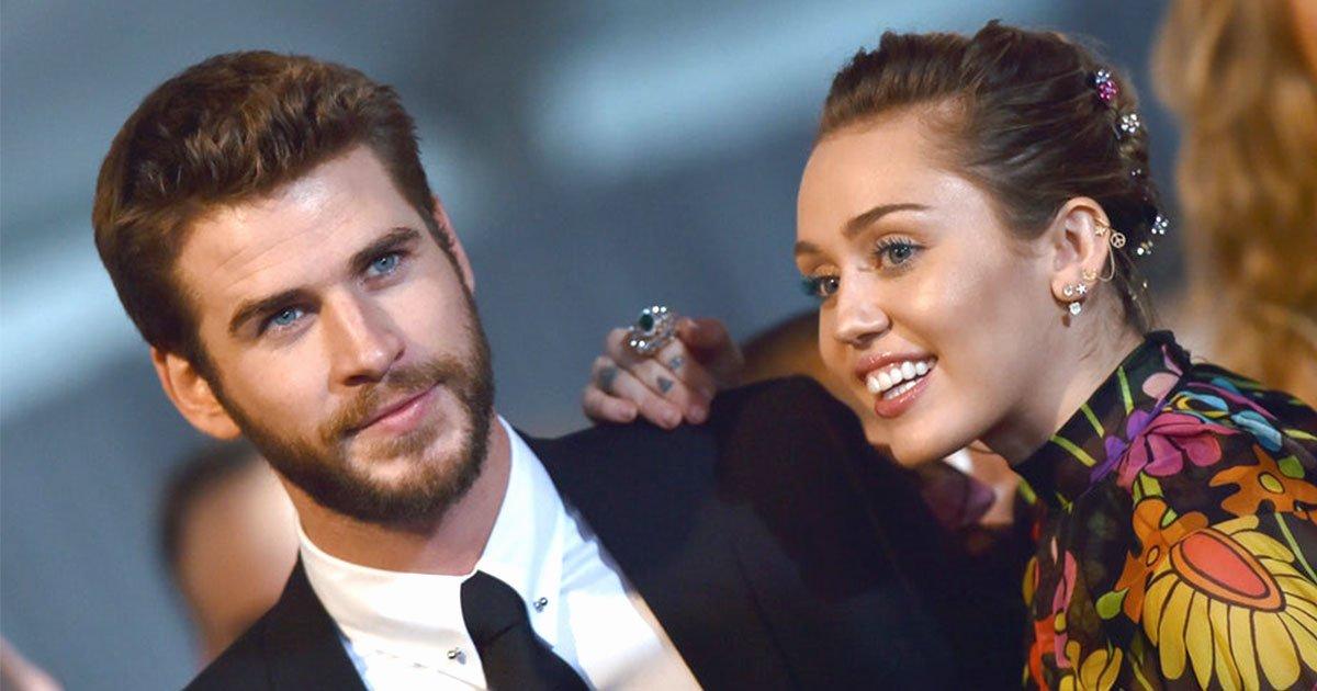 untitled 1 65.jpg?resize=1200,630 - Miley Cyrus rompe noivado com Liam Hemsworth que 'está de coração partido'