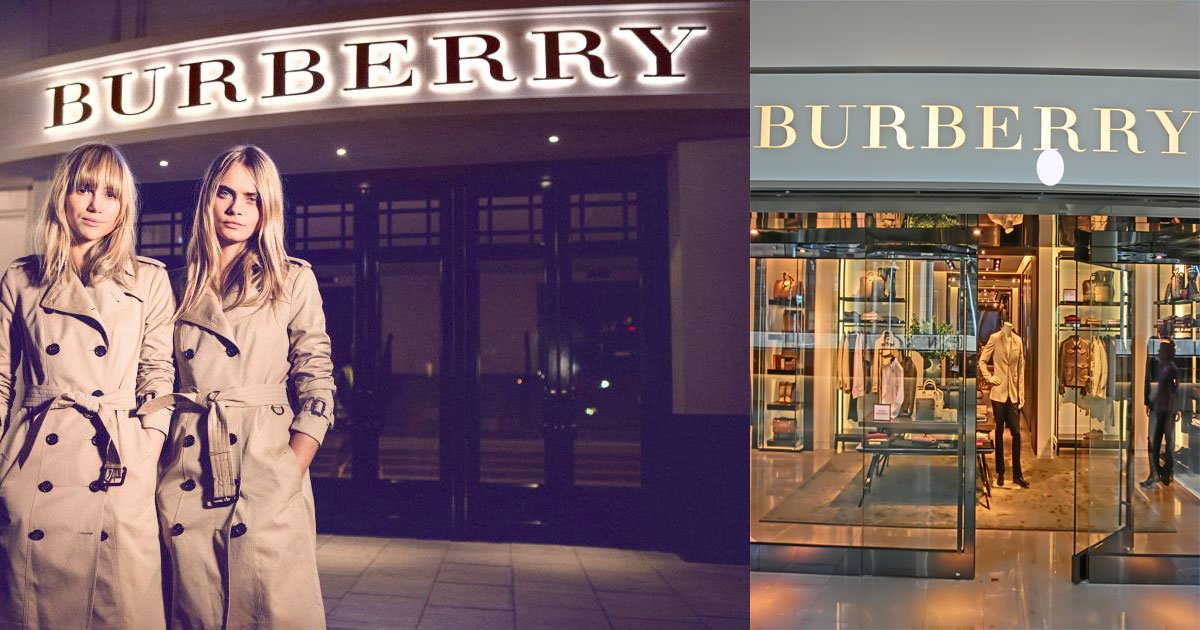 untitled 1 70.jpg?resize=636,358 - Burberry Burns $32 Million Worth Of Unsold Products To Protect Its Brand Each Year
