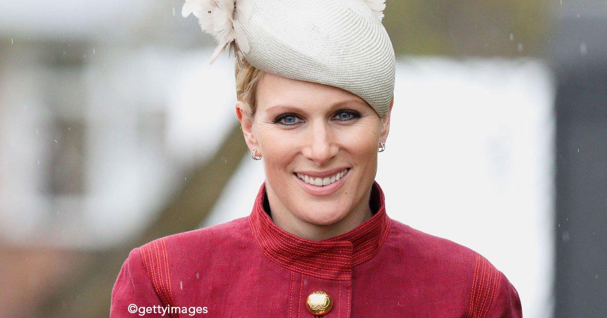 untitled 1 75.jpg?resize=300,169 - Zara, la nieta de la reina Isabel II, confesó sentirse muy afortunada de no tener un título real
