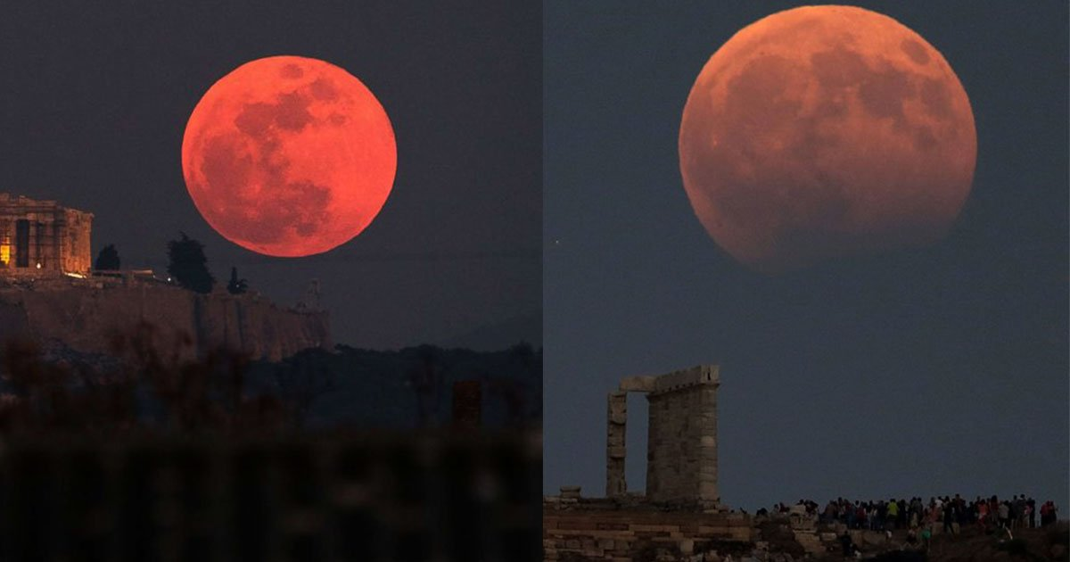 untitled 1 80.jpg?resize=636,358 - July's Blood Moon Will Be The Longest Lunar Eclipse Of The Century But With Some Side Effects