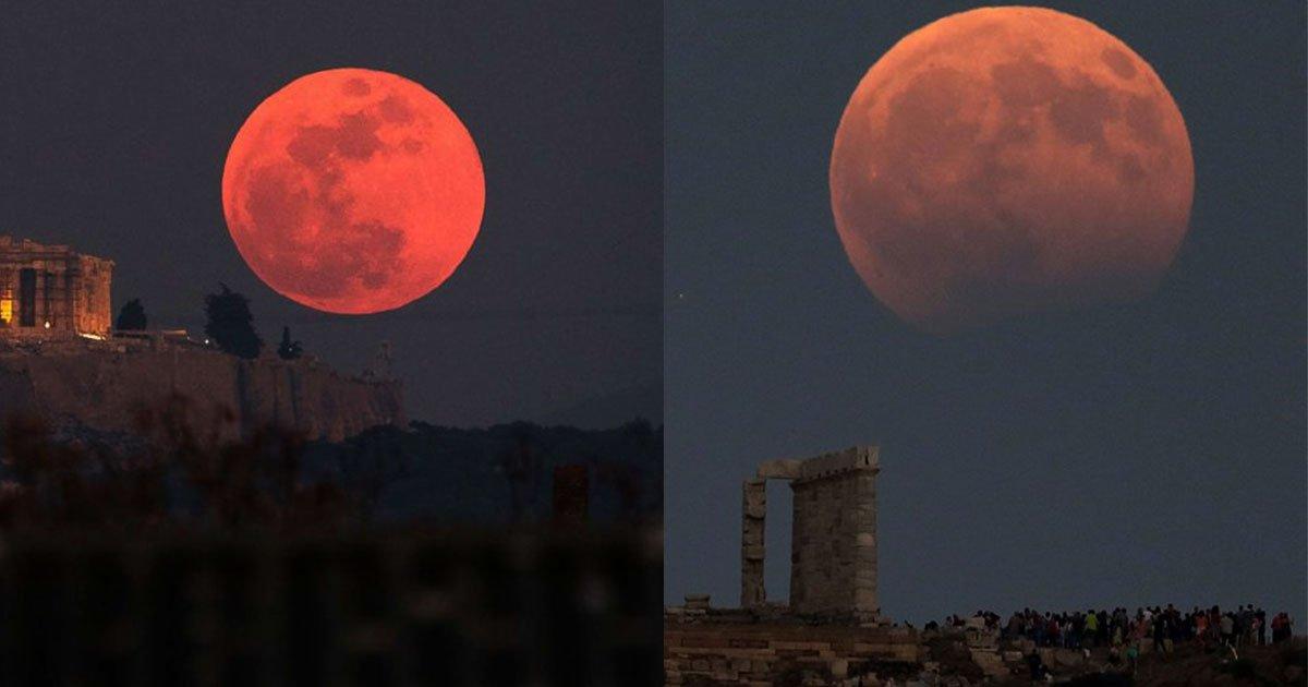 untitled 1 80.jpg?resize=636,358 - La lune rousse de juillet sera la plus longue éclipse lunaire du siècle. Mais elle n'est pas sans quelques effets secondaires
