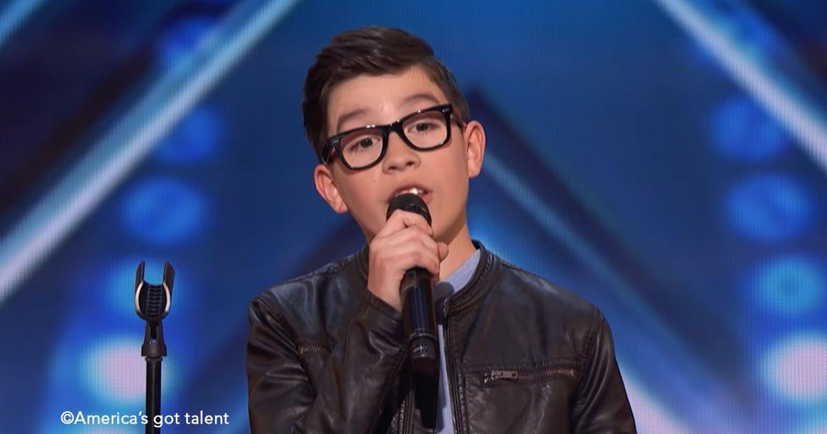 """untitled 1 88.jpg?resize=300,169 - Un niño latino impresionó a la audiencia de """"America's Got Talent"""", interpretó una canción de José José de manera extraordinaria"""
