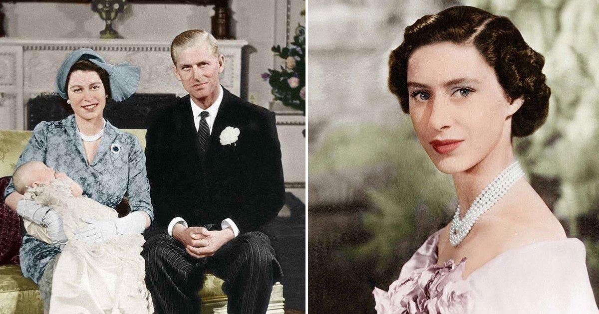 untitled 1 9.jpg?resize=648,365 - Fotos en blanco y negro de la familia real han sido coloreadas - Desde la princesa Margaret a la princesa Isabel, todo el mundo se ve impresionantemente hermoso