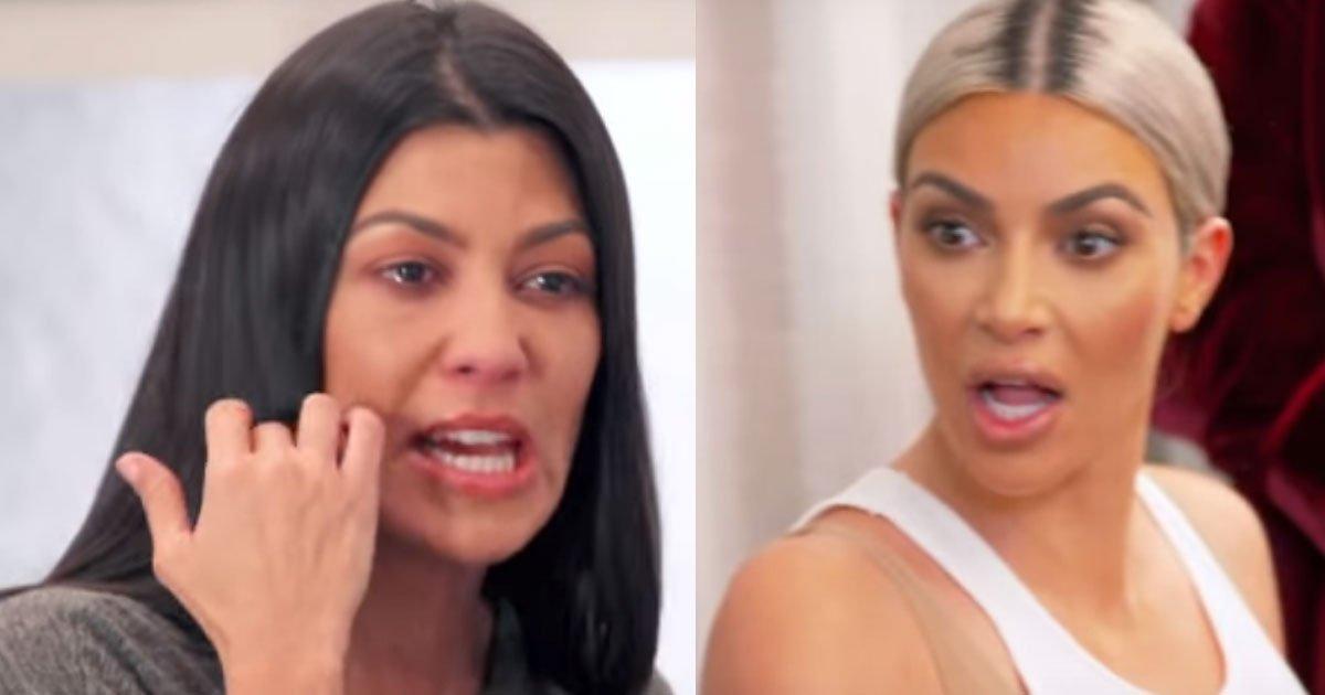 untitled 2 5.jpg?resize=300,169 - Kim Kardashian prétend que «Kourtney ne veut pas être une Kardashian»