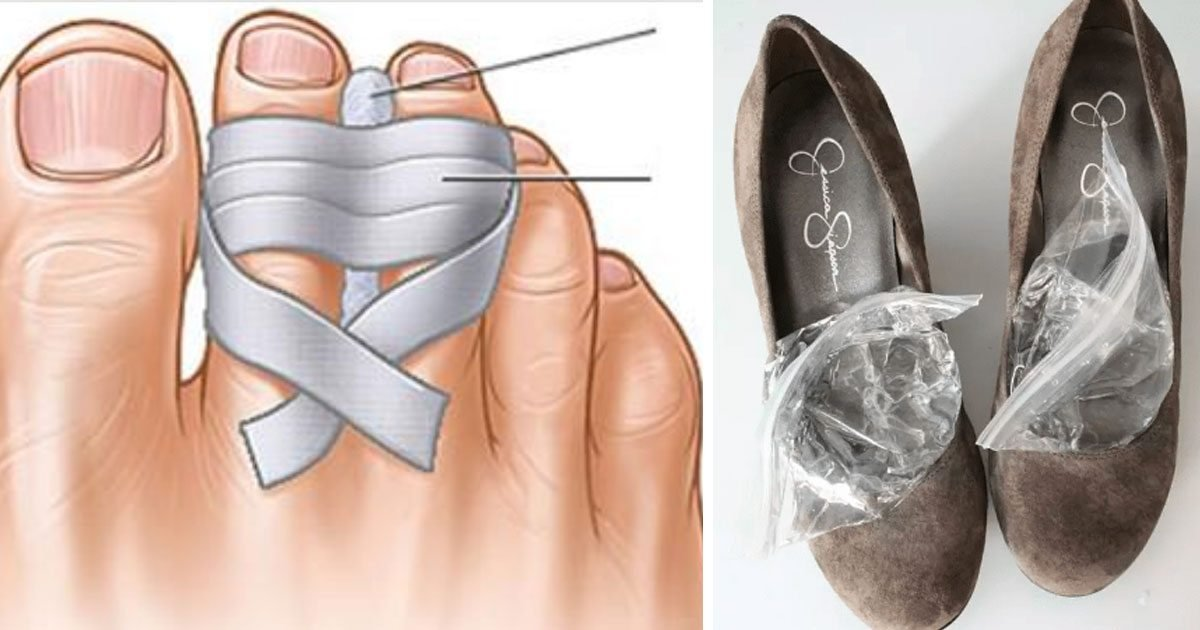 useful shoe hacks featured.jpg?resize=412,232 - 25 Brilliant Shoe Hacks