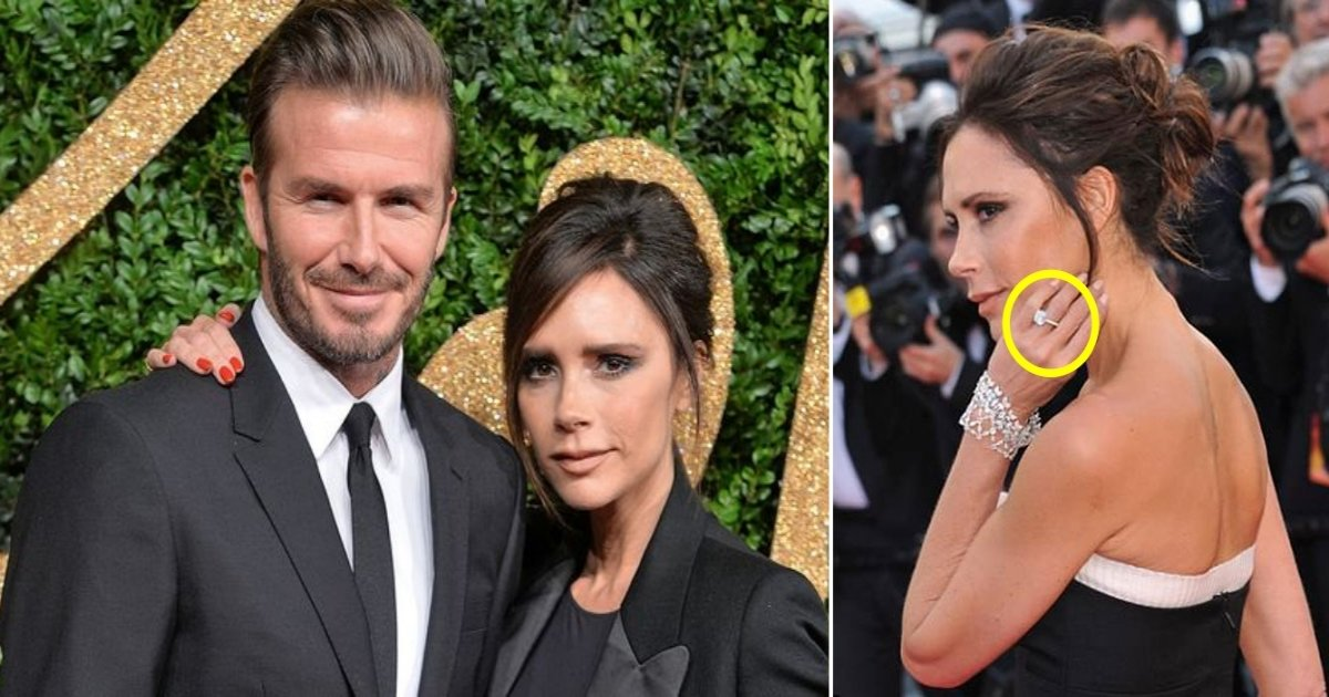 ve.jpg?resize=636,358 - Victoria Beckham Flaunts Her 14th Engagement Ring At Paris Fashion Week, From 18 Years Of Marriage With David Beckham