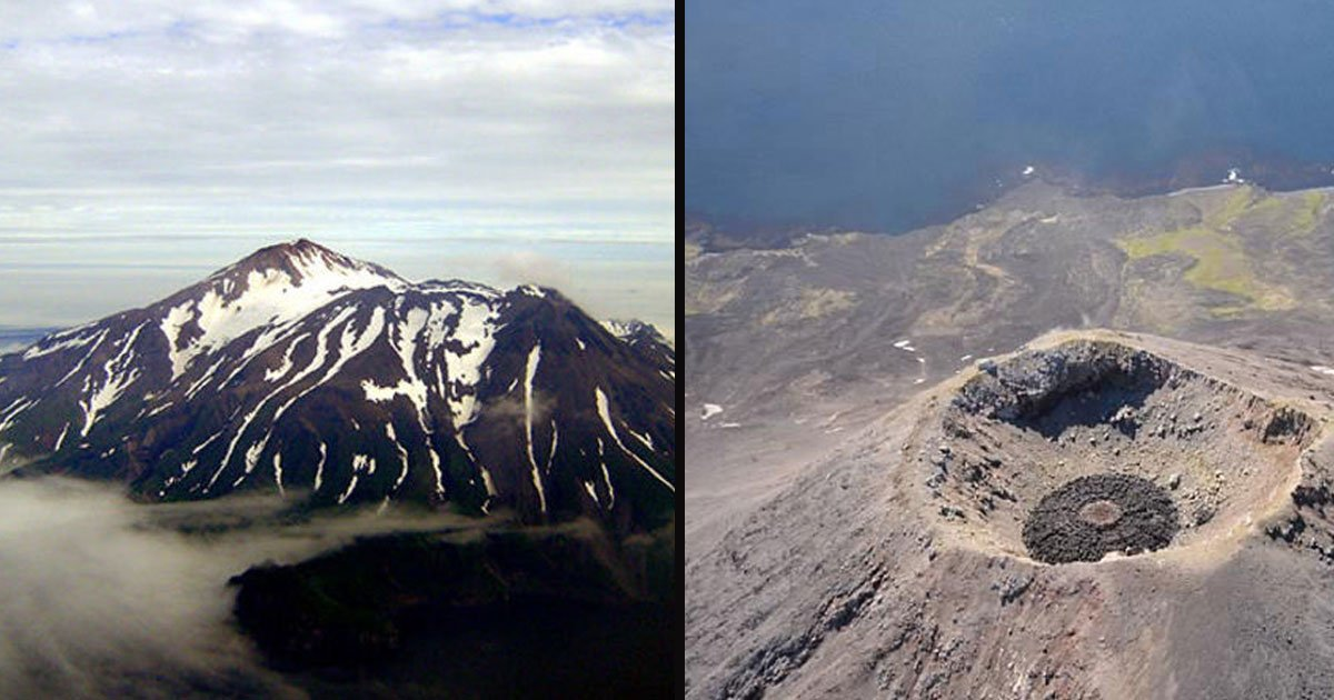 volcano alaska erupt featured.jpg?resize=636,358 - Alaska's Cleveland Volcano May Erupt Soon—The United States Geographical Survey Claims
