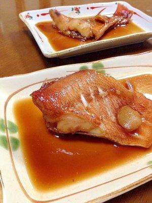赤魚の煮つけ에 대한 이미지 검색결과