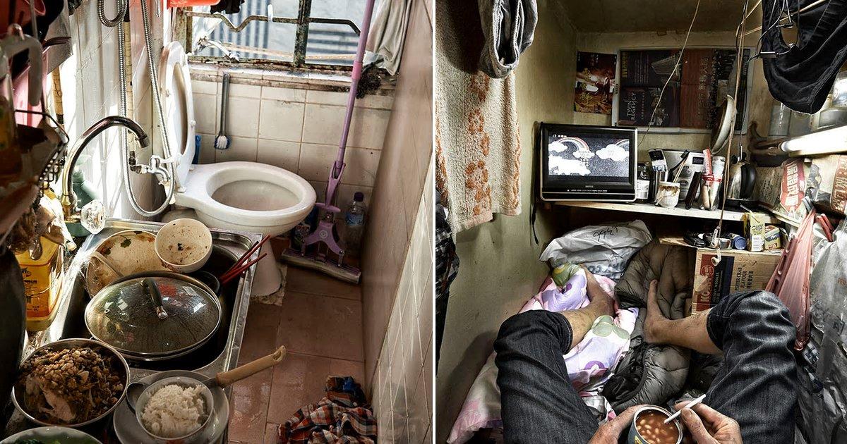 0809 thumb 3.jpg?resize=412,232 - 보고도 믿기 어려운 홍콩의 좁디좁은 '닭장' 아파트