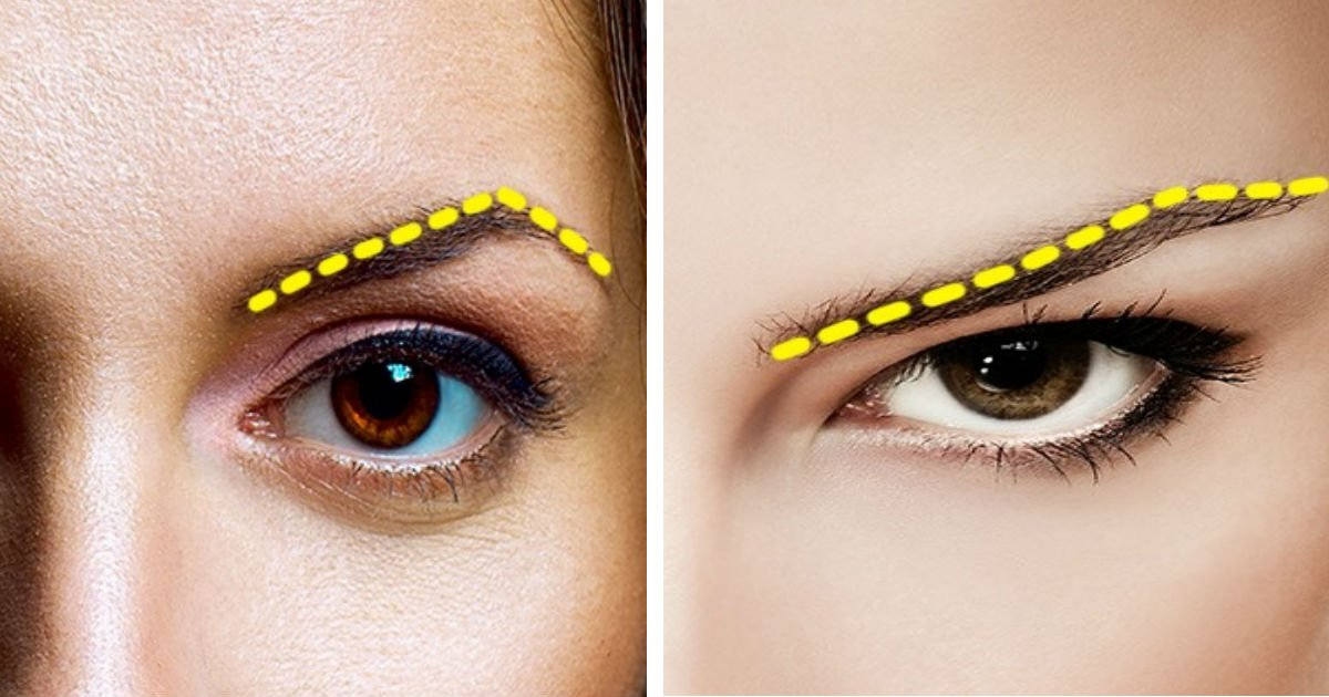 100 10.jpg?resize=1200,630 - Tell Us What Shape Your Eyebrows Are, and We Will Guess Your Character Type
