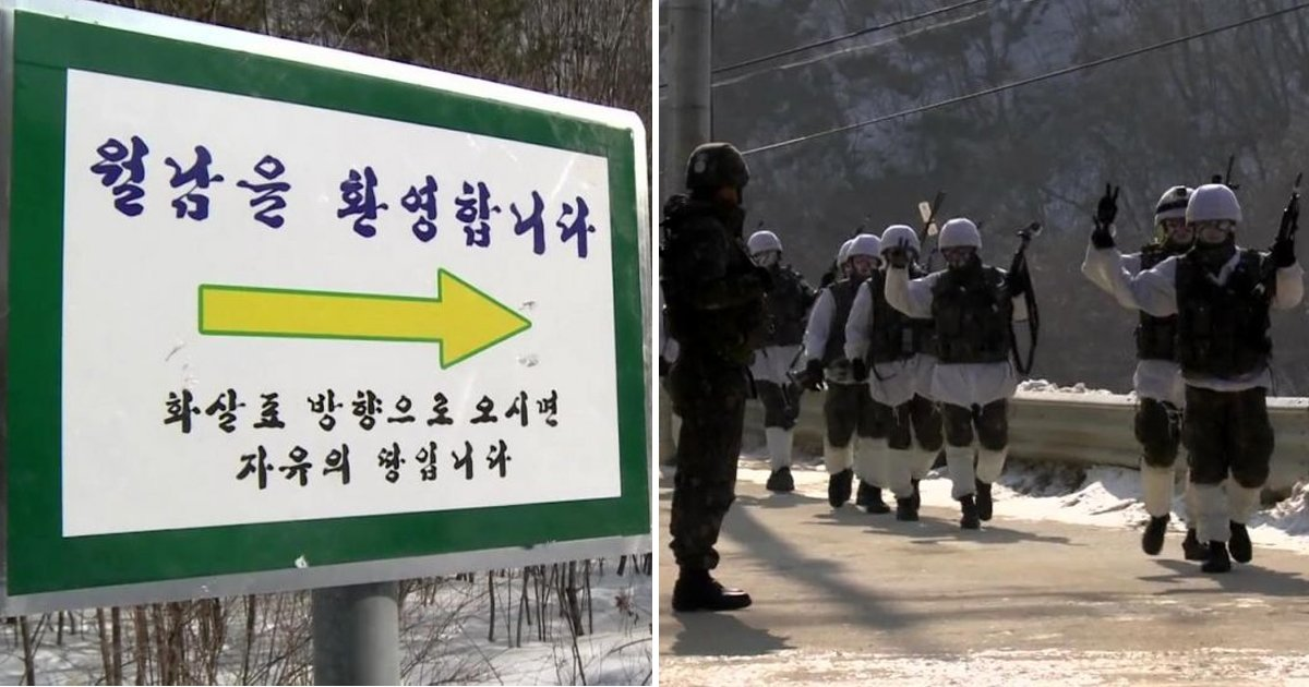 3 144.jpg?resize=1200,630 - 훈련 중 실제 '북한군'을 만날 수도 있는 전설의 수색부대.jpg