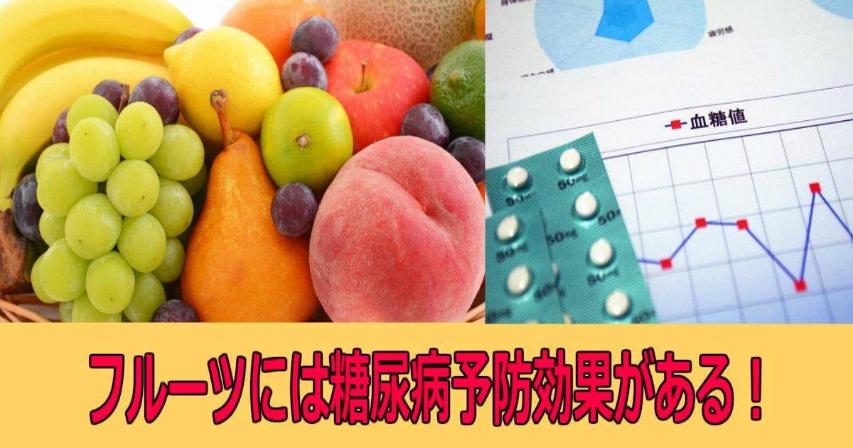 4 5.jpg?resize=412,232 - フルーツに糖尿病予防効果があることが判明!では、フルーツジュースはどうなの?