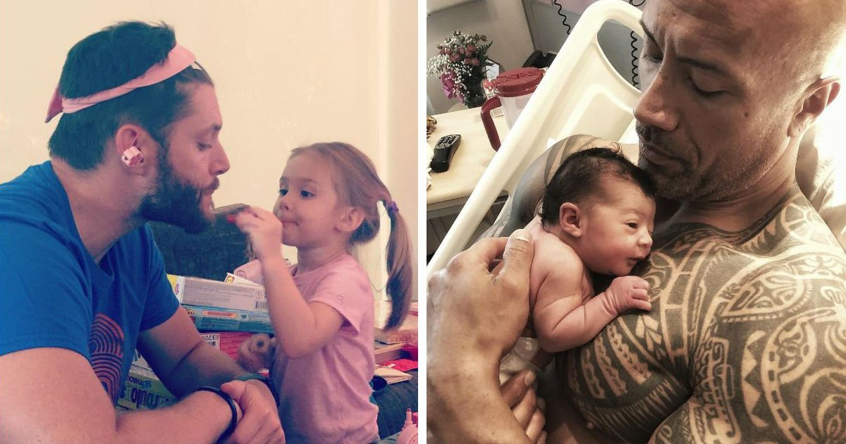 6 22.jpg?resize=1200,630 - Famous Dads That Can Melt Your Heart With Their Cuteness