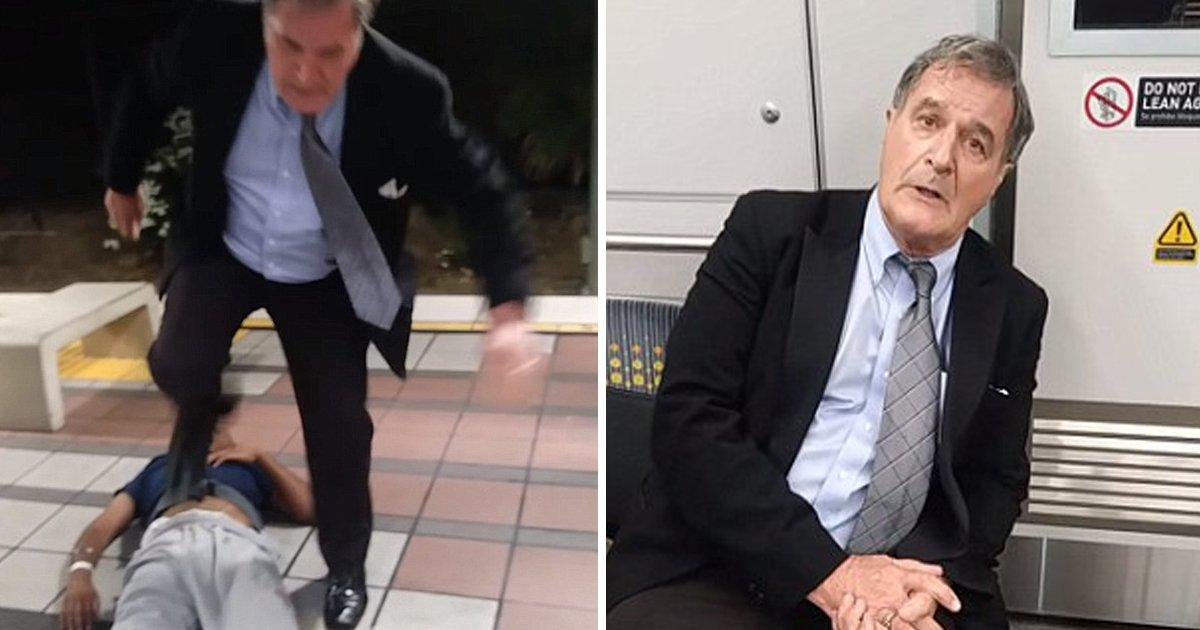 6 5.jpg?resize=300,169 - 기차 빨리 출발 하라고 '기절한 남성' 두고 떠나려 한 승객 (영상)