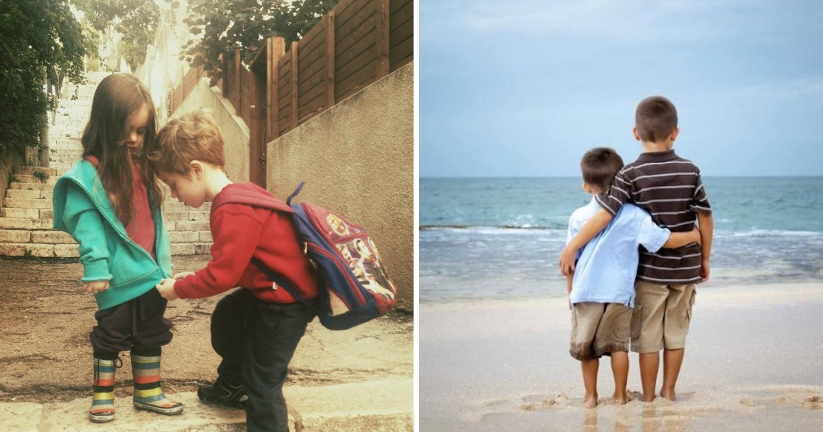 66.jpg?resize=1200,630 - 20 wonderful pictures showing the joy of having siblings