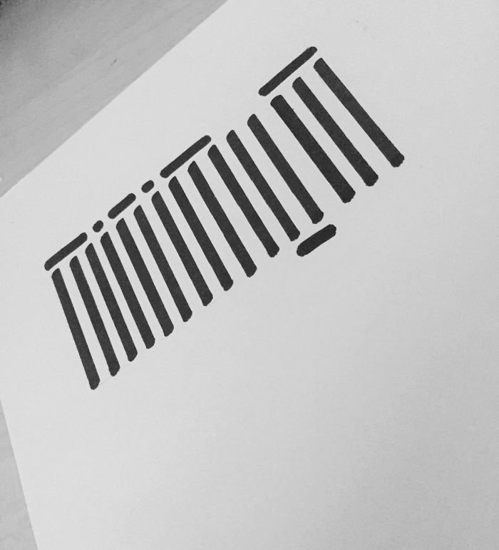 Just For Fun, Minimum. Inspired By Greek Architecture