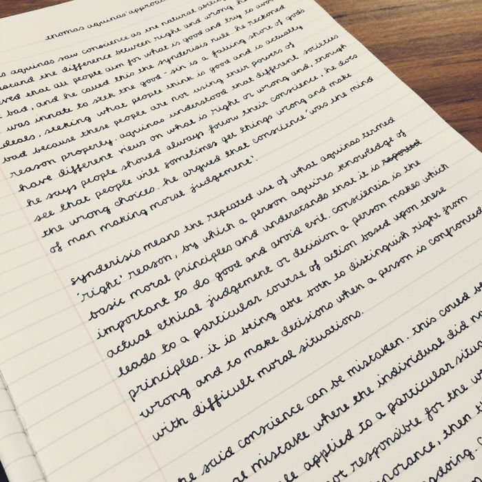 I'm Obsessed With These Beautiful Things Of Handwriting