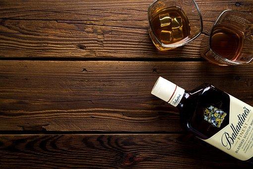 알코올, 파티, 스타일, 한잔, 축하, 클럽, 아름 다운, 유리, 바