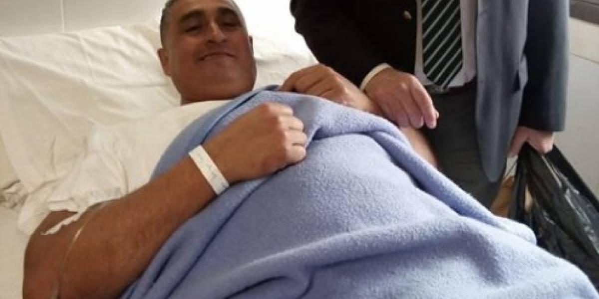 Resultado de imagen para Jorge Guzmán es bombero