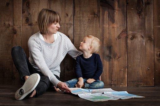 가족, 육아, 함께, 사람들, 어린이, 어머니, 행복한, 부모, 행복