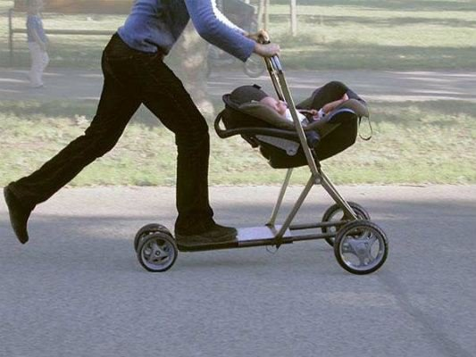 lh baby stroller