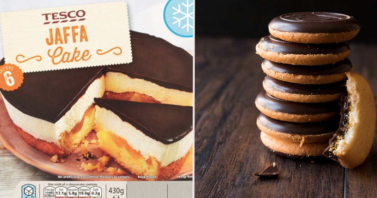 a 4.jpg?resize=648,365 - Tesco Is Selling A Giant, Family-Sized Jaffa Cake For Just £1