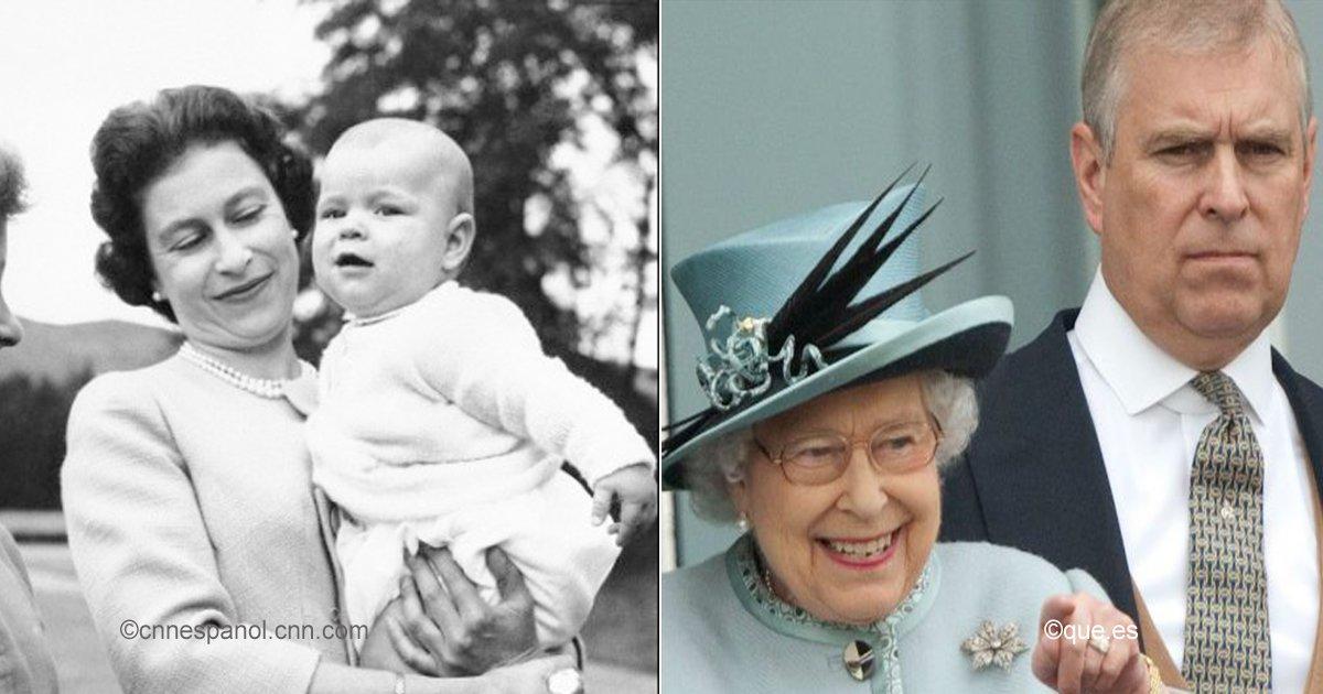 andres.jpg?resize=1200,630 - El príncipe Andrés de Inglaterra fue el hijo más problemático de la Reina Isabel II