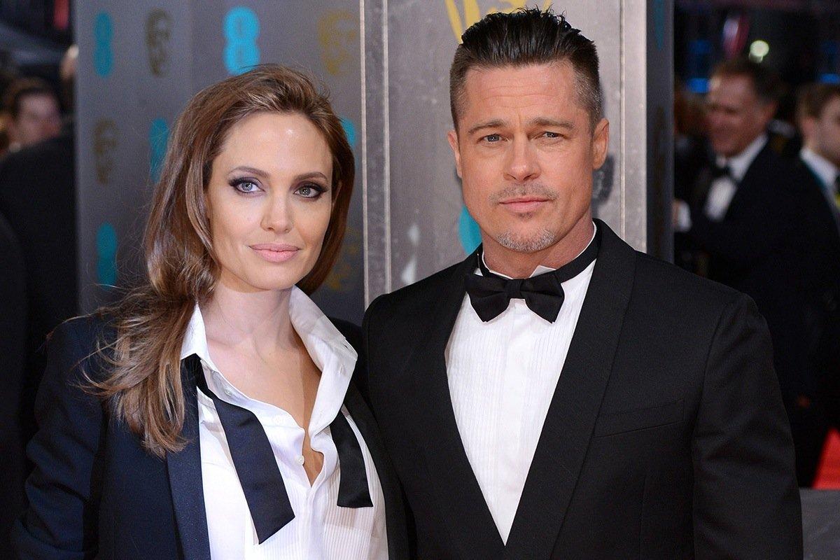 """angelina jolie brad pitt divorce custody battle.jpg?resize=1200,630 - Angelina acusa Brad Pitt de não estar pagando pensão alimentícia suficiente aos filhos e ele rebate: """"Ela está tentando manipular a mídia"""""""