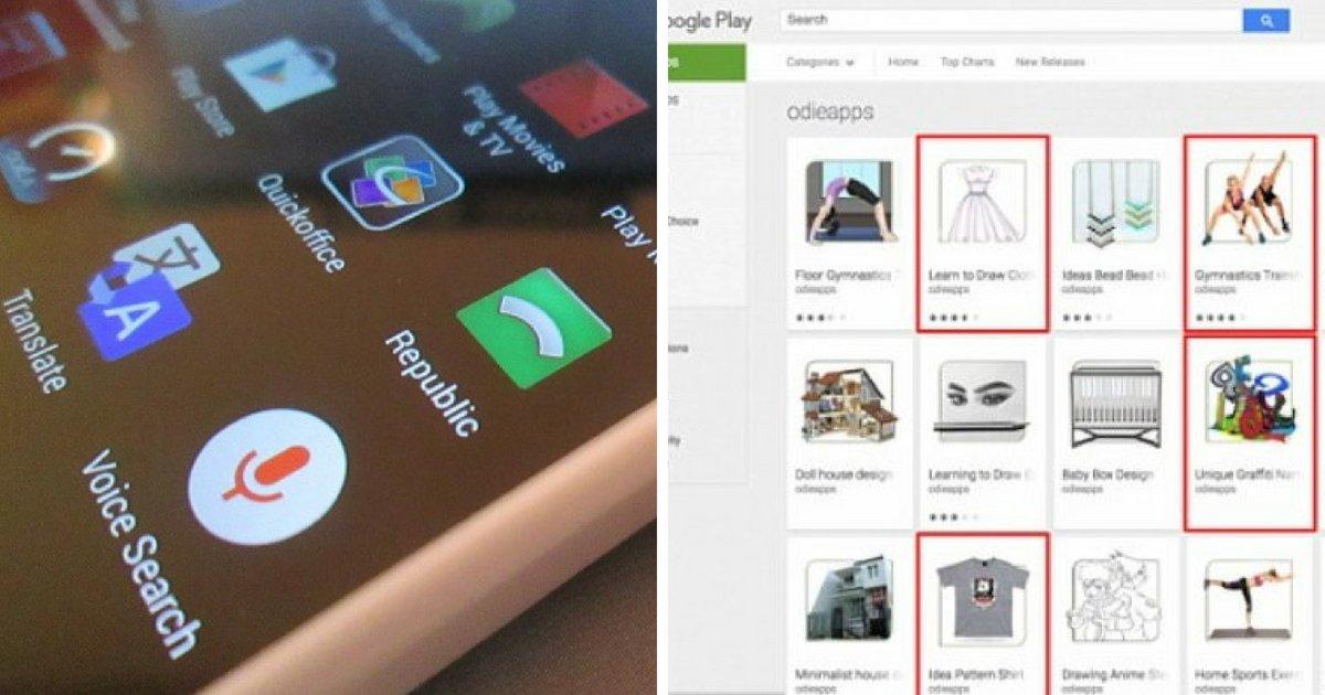 apps4.png?resize=412,232 - Supprimer ces applications maintenant ! 145 applications Play Store ont des virus cachés conçus pour espionner les utilisateurs
