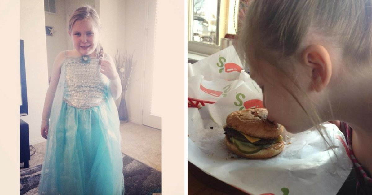 arianna5.png?resize=1200,630 - 7-Year-Old Girl With Autism Saved From Meltdown After Server Responds To Her 'Broken' Cheeseburger