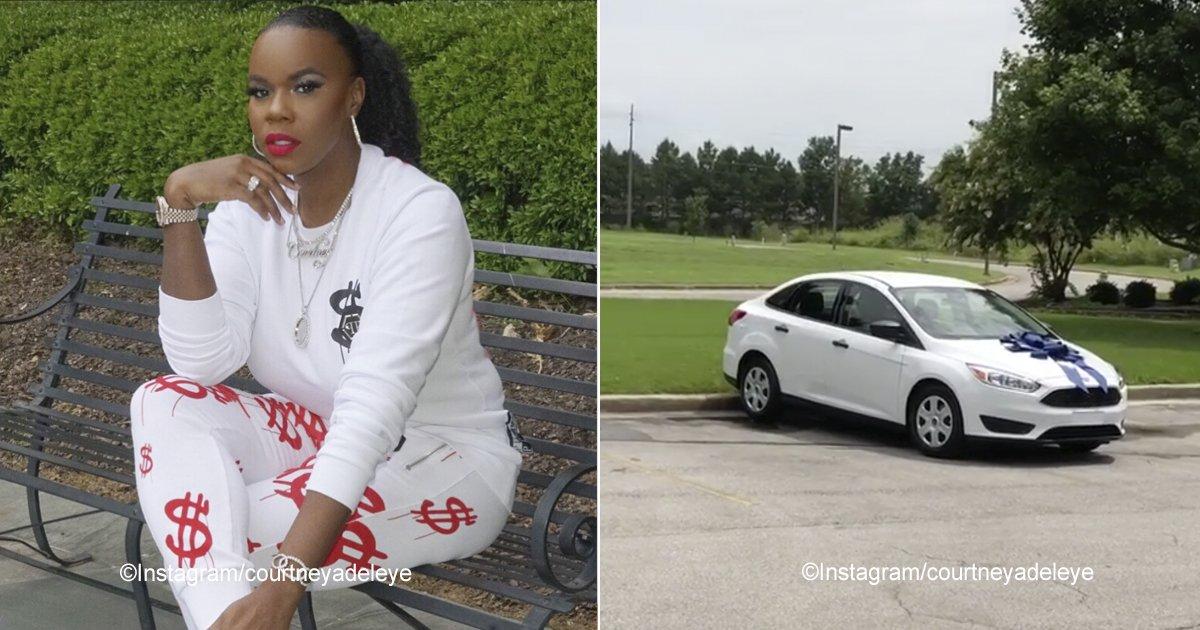 auto.jpg?resize=412,232 - Esta madre regaló un auto lujoso a la maestra de su hija, su muestra de agradecimiento la hizo romper en llanto