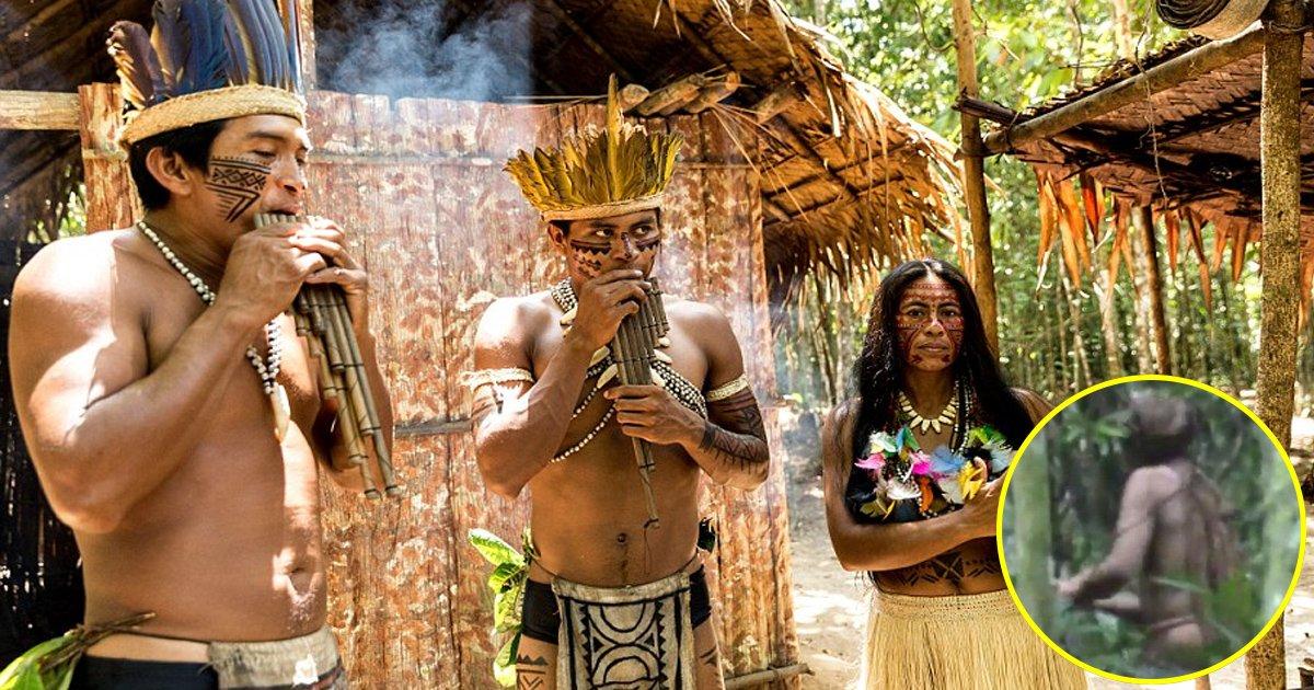 baaa.jpg?resize=412,232 - 16 personnes d'une tribu inconnue ont été enregistrées sur une vidéo prise par un drone dans la forêt amazonienne