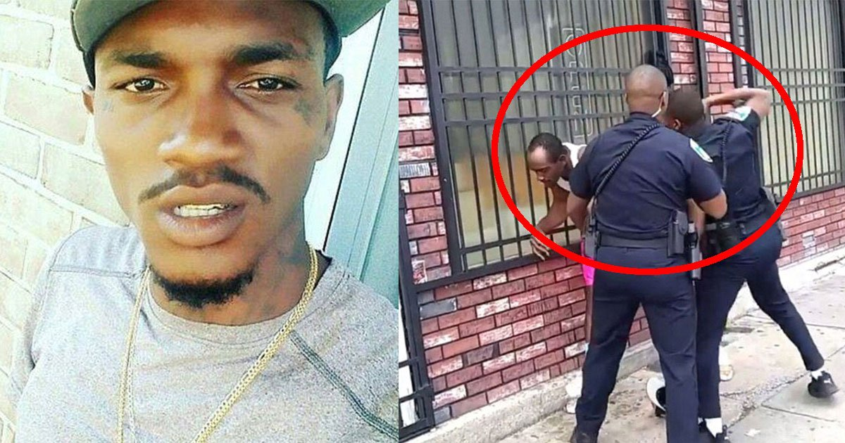 baltimore police officer handed resignation letter after beating a man who refused to show his id.jpg?resize=636,358 - Baltimore Police Officer Handed Resignation Letter After Beating A Man Who Refused To Show His ID